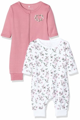 Name It Baby Girls' 13178210 Sleepsuit