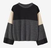Toast Kimono Colour Block Sweater