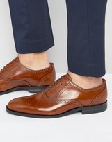 Paul Smith Gilbert Hi Shine Oxford Brogue Shoes