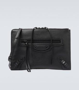Balenciaga Neo Classic pouch with strap
