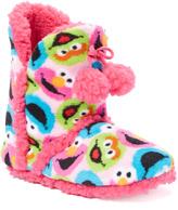 Pink Sesame Street Slipper