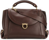 Salvatore Ferragamo large Sofia tote - women - Lamb Skin - One Size