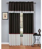 Cassandra 84-Inch Window Curtain Panel Pair