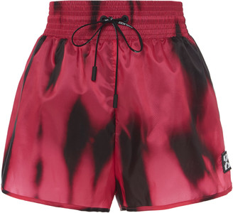 Off-White Tie-Dye Active Shorts