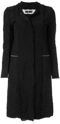 UMA WANG Deconstructed Midi Coat