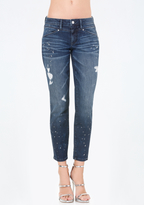 Bebe Galaxy Girlfriend Jeans
