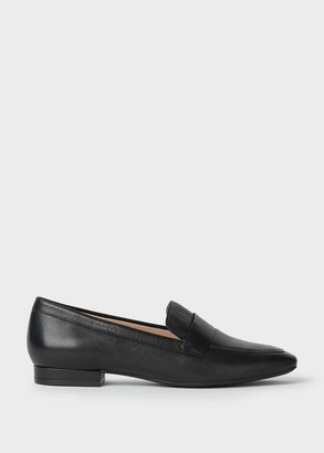 Hobbs Lucy Leather Moccasins