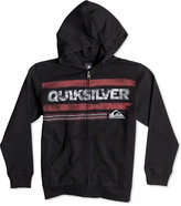 Quiksilver Little Boys' Holes Zip-Up Hoodie