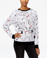 Mighty Fine Disney Juniors' 101 Dalmatians Printed Sweatshirt