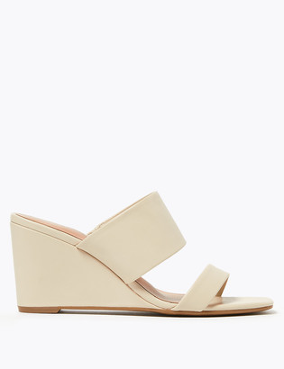 Marks and Spencer Wedge Open Toe Sandals