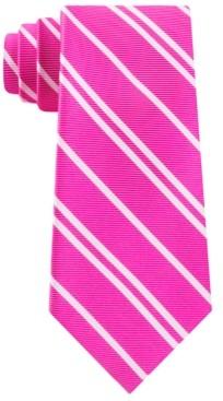 Tommy Hilfiger Men's Flatiron Stripe Tie