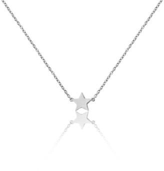 Auree Jewellery Soho Sterling Silver Star Necklace