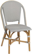 Sika Design A/S Sofie Outdoor Bistro Side Chair, Gray