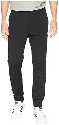 adidas Superstar Track Pants (Black) Men's Workout