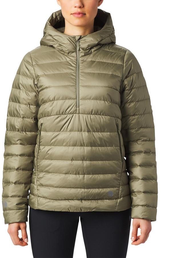 Mountain Hardwear Rhea Ridge Pullover Down Jacket
