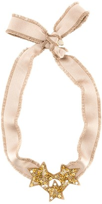 RED Valentino RED(V) Party Ballet necklace