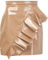 MSGM ruffled skirt