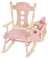 Levels of Discovery Rock-A-My-Baby Rocker - Pink
