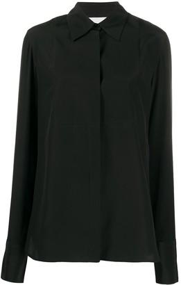 Jil Sander Classic Silk Shirt