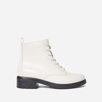 Everlane The Modern Utility Lace-Up Boot