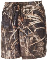 Realtree Camo Brushed Twill Volley Shorts - Men