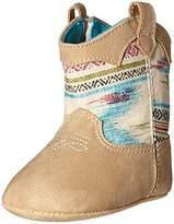 Baby Deer Western Aztex Shaft Boot