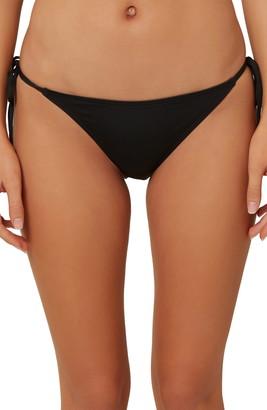 O'Neill Saltwater Solids Side Tie Bikini Bottoms