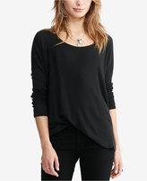 Denim & Supply Ralph Lauren Waffle-Knit T-Shirt