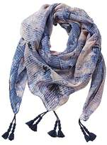 Betty Barclay Square printed scarf