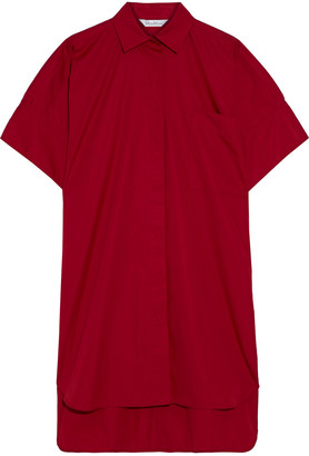 Max Mara Meana Cotton-poplin Shirt Dress