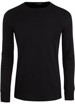 Jockey Thermal Long Sleeve T-Shirt, Black