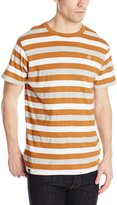 Akademiks Men's Cali Striped T-Shirt