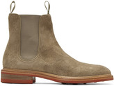 Rag & Bone Taupe Spencer Chelsea Boots