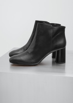 Rachel Comey black leather lin
