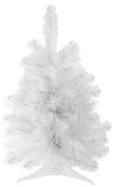 "Northlight 18"" White Pine Artificial Christmas Tree - Unlit"
