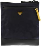 Giorgio Armani Jeans Small Shoulder Bag Navy