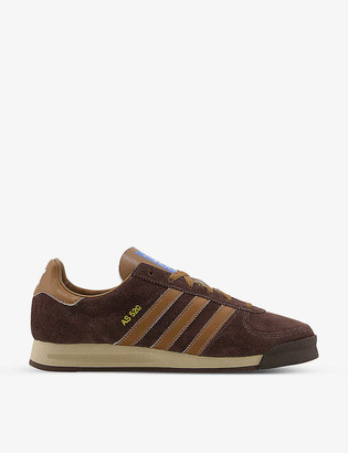adidas AS 520 suede trainers