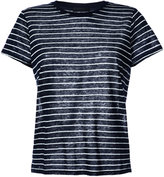 ATM Anthony Thomas Melillo striped T-shirt - women - Linen/Flax - S