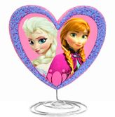 Disney Disney's Frozen Anna & Elsa Heart Table Lamp