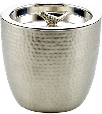 Old Dutch 1.5-Qt Churp Hammered Double-Walled Stainless Steel Ice Bucket