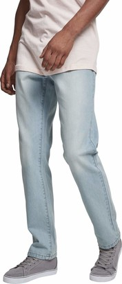 Urban Classics Men's Relaxed 5 Pocket Jeans Loose Fit
