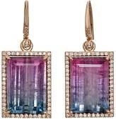 Irene Neuwirth Women's Tourmaline Drop Earrings