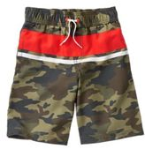 Trunks Stripe Camo Swim