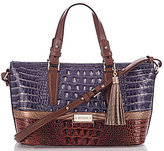 Brahmin Lucino Collection Mini Asher Tasseled Tote