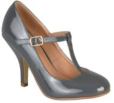 Women's Journee Collection Lessah T-Strap Pumps