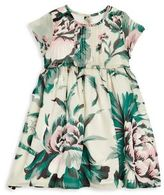 Burberry Baby's & Toddler Girl's Mini Theresa Peony Rose-Print Silk Dress