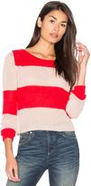 360 Sweater Remi Stripe Sweater