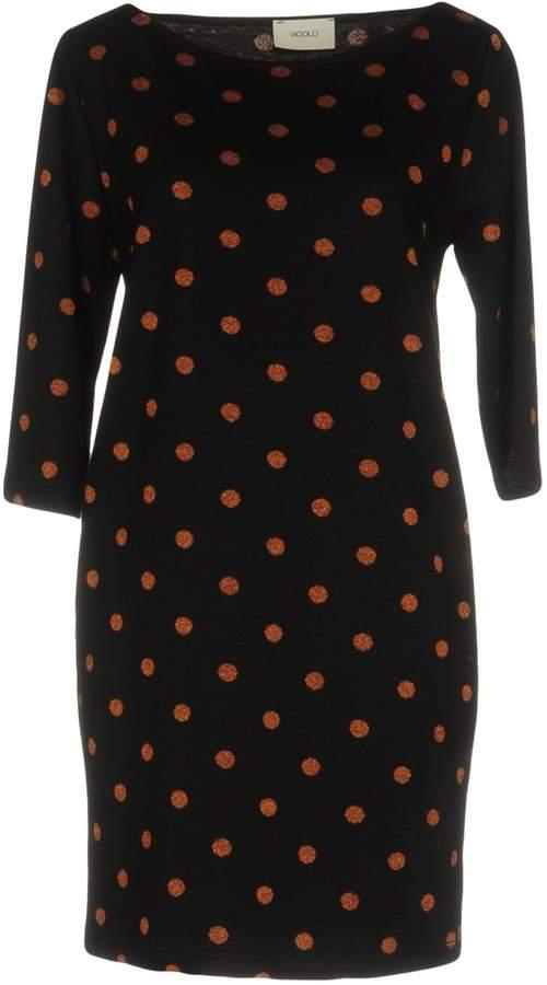 Vicolo Short dresses - Item 34728677