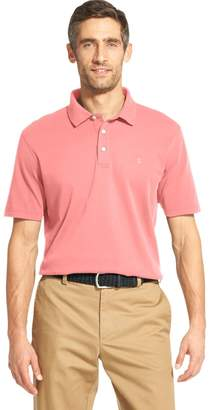 Izod Men's Sportswear Premium Interlock Polo