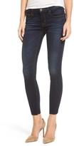 Hudson Women's 'Krista' Raw Hem Ankle Super Skinny Jeans